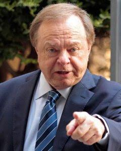 Harold Hamm, fundador y presidente ejecutivo de la petrolera Continental Resources. REUTERS/Steve Sisney