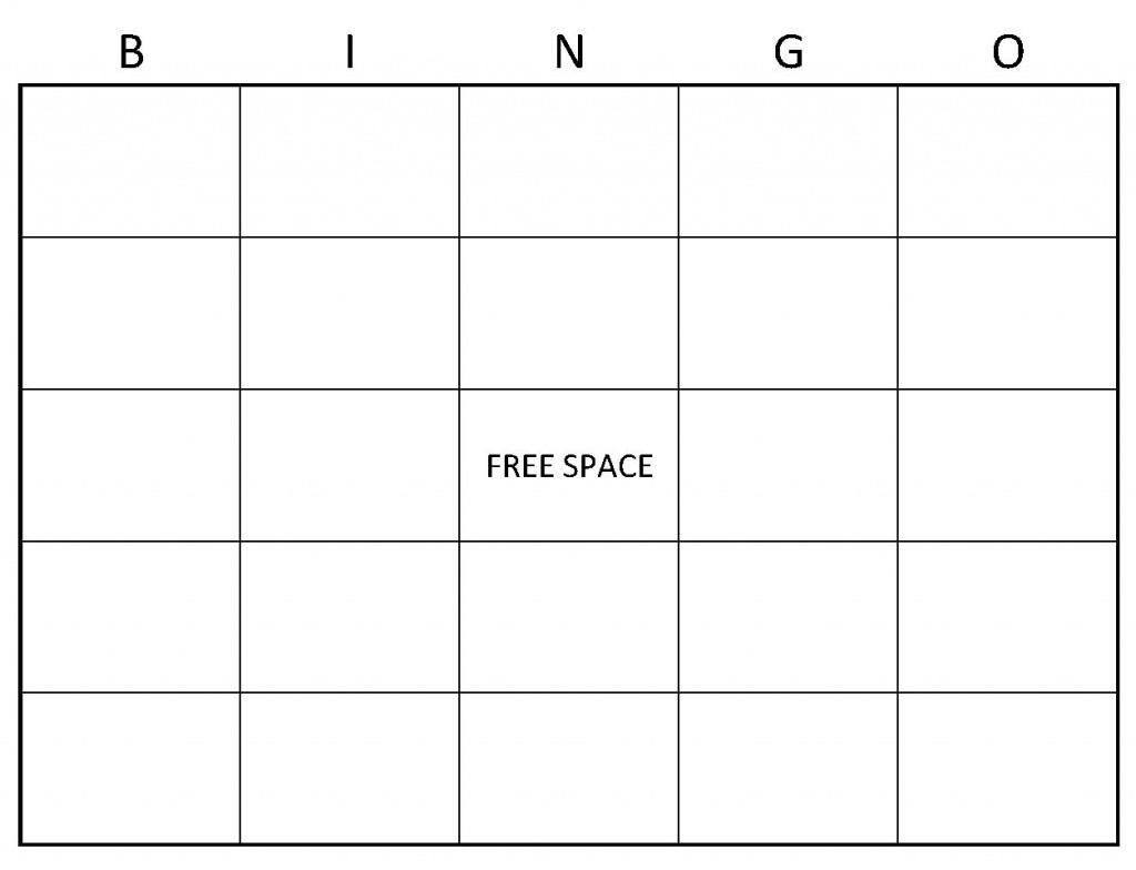 Printable bingo sheets