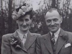 Gerry Ainscough 1902-1975 & Rosa Cuddy 1912-1991