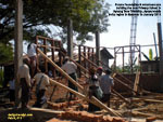 Future Foundation's building of a replacement primary school in Ayeyawaddy region Myanmar, Design Travel tours, Singapore