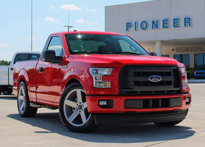 This Georgia Dealership Has Ford F 150 Lightning Tributes