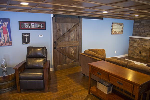 How To Build Sliding Barn Door Home Construction Improvement