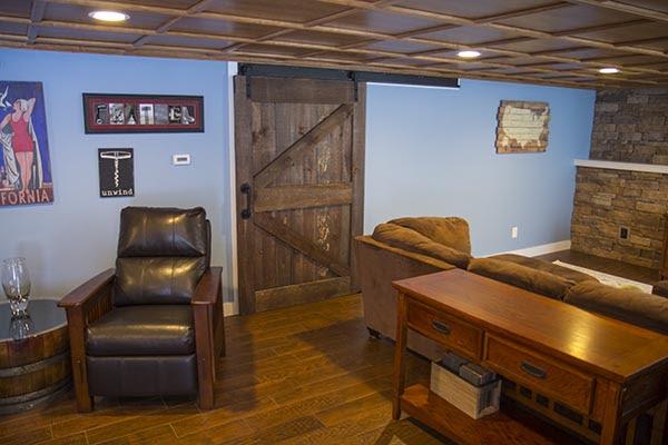 How To Build Sliding Barn Door Home Construction Improvement