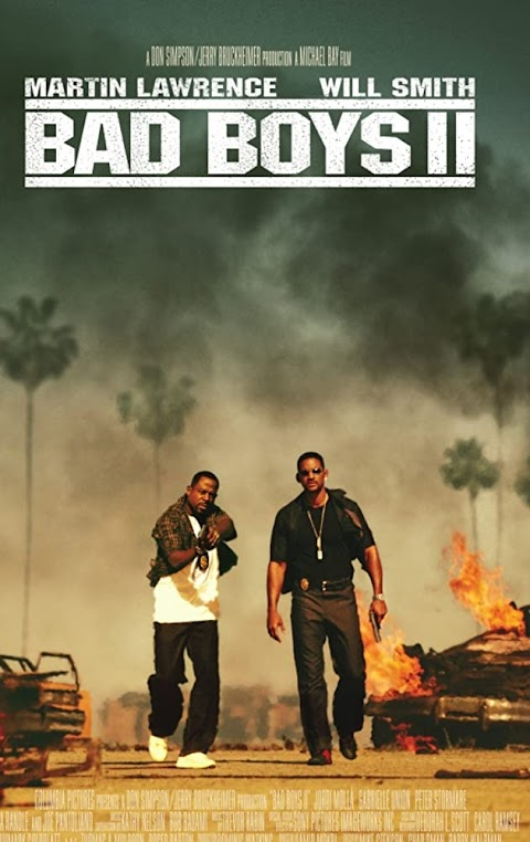Bad Boys II (2003) 480p 720p 1080p BluRay Dual Audio (Hindi+English) Full Movie