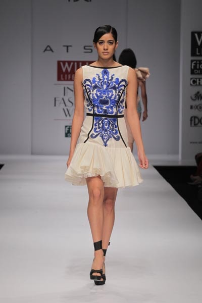 Wills Lifestyle India Fashion Week Spring Summer 2013