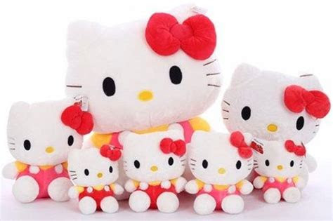 gambar boneka  kitty terbaru   setangkai