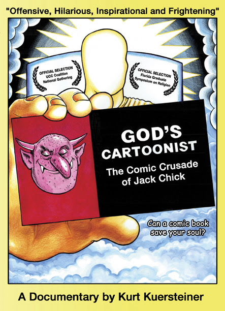 God's Cartoonist