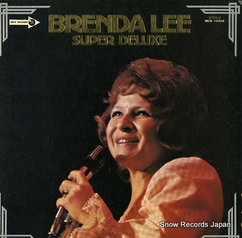 LEE, BLENDA super deluxe