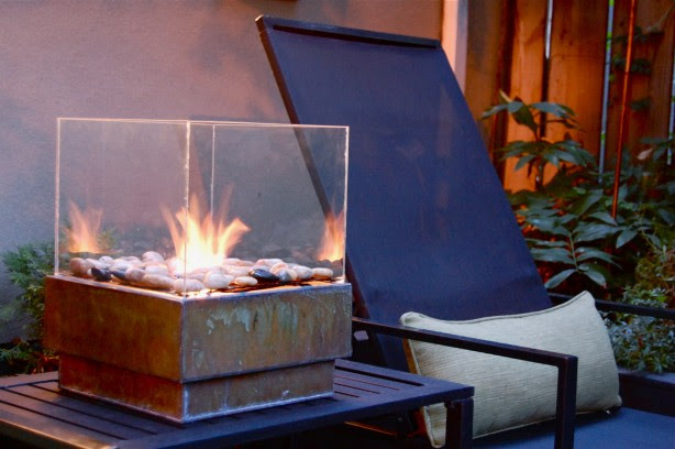 7 DIY Fire Pits You Can Build - Blissfully Domestic