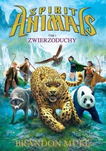 Okładka książki Zwierzoduchy