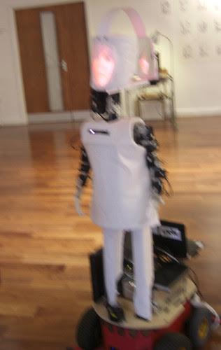 My Robot Companion