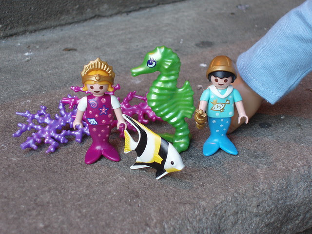 New Playmobil Mermaids