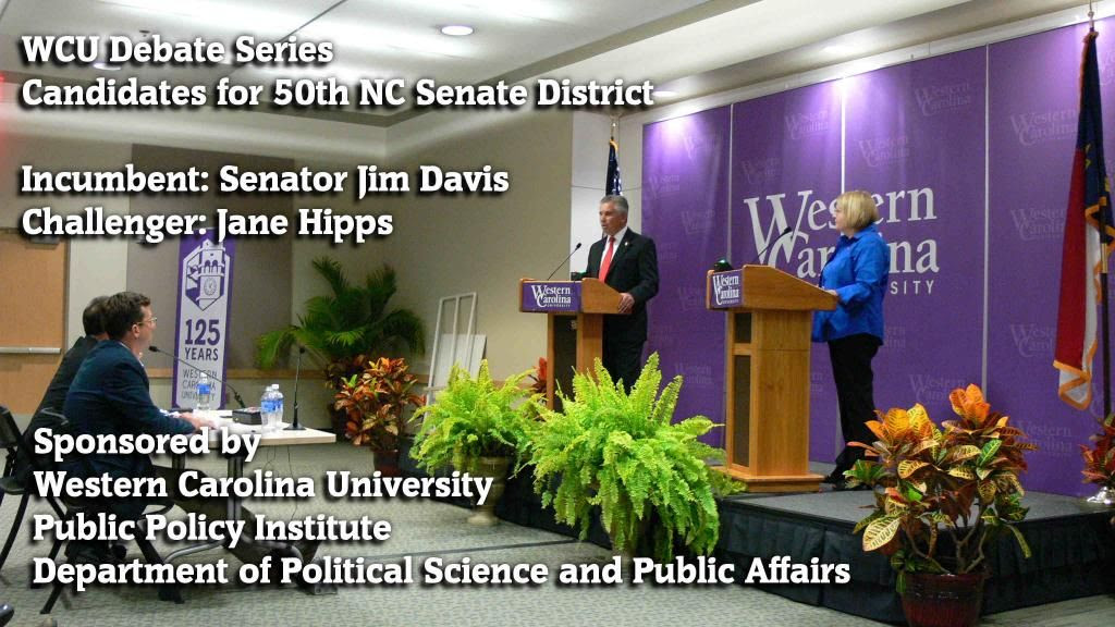 Davis v Hipps at WCU on October 2nd Photo Copyright 2014 by Bobby Coggins