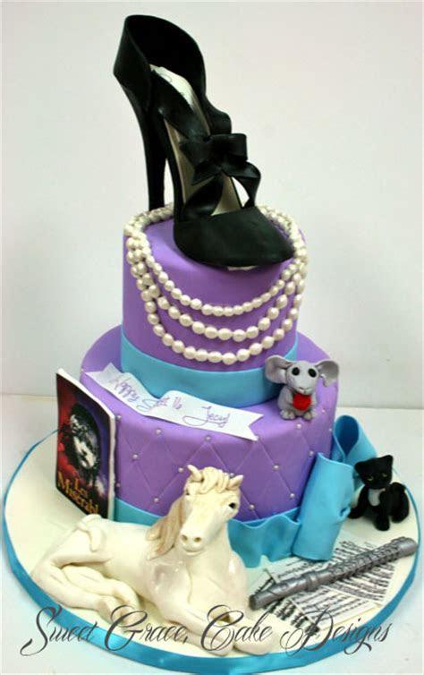sweet 16 cakes nj favorite things custom cakes