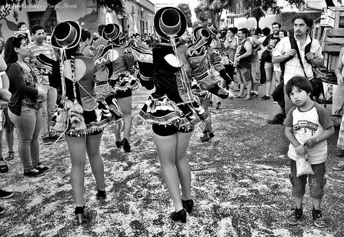 Carnaval del Roto Chileno 2014, adjunto entrevista a Buenafoto.es by Alejandro Bonilla