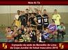 Copa Jundiaí de futsal masculino: Nóis Ki Tá é o campeão do Benedito de Lima