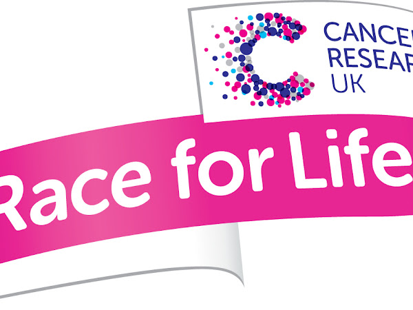 RUNNING THE RACE FOR LIFE