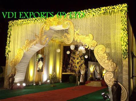 WEDDING DECOR ENTRANCE GATE ETC and Indian Wedding