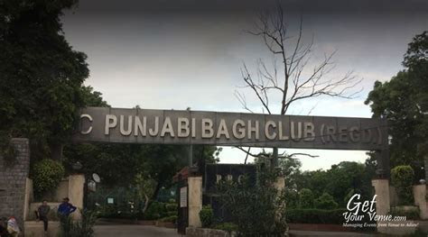 Punjabi Bagh Club in Ring Road, Punjabi Bagh   Check Price