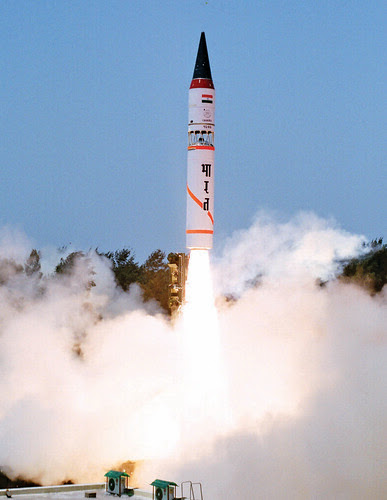 File Photo AGNI-3 by Chindits