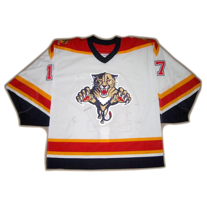 Florida Panthers 00-01 jersey