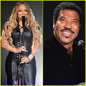Mariah Carey & Lionel Richie Kick Off All the Hits Tour!