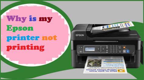 epson printer  printing article realmcom