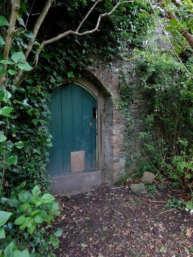 A Doorway in the Walled Garden