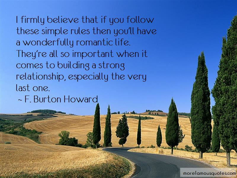 Quotes About Building A Strong Relationship Top 1 Building A Strong Relationship Quotes From Famous Authors