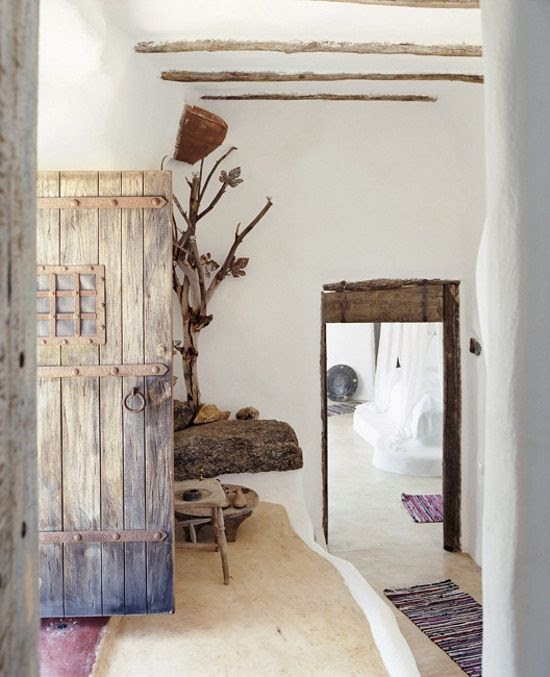 House in Mykonos, Greece