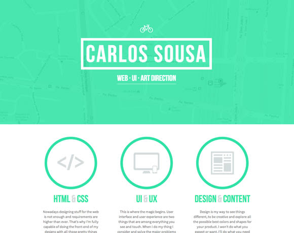 carlosousa.net : everylastdrop.co.uk : todaythe12.com : Single Page Website Designs