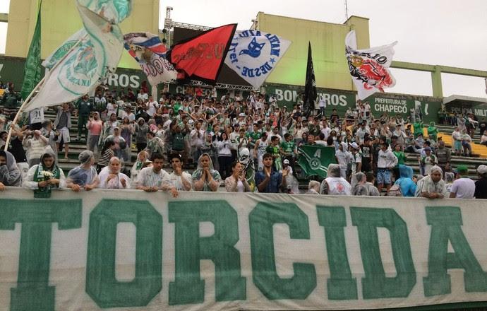 Arena Condá Chapecoense (Foto: David Abramvezt)
