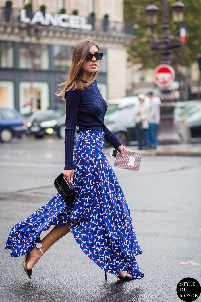 Patricia Manfield Street Style Street Fashion Streetsnaps by STYLEDUMONDE Street Style Fashion Blog
