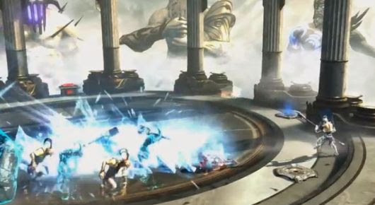 God of War Ascension update adds new multiplayer features, higher level cap