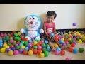 Play Ball Colors ❤ Bermain Bola Warna-warni Bersama Doraemon  ❤ Nafisa Tube