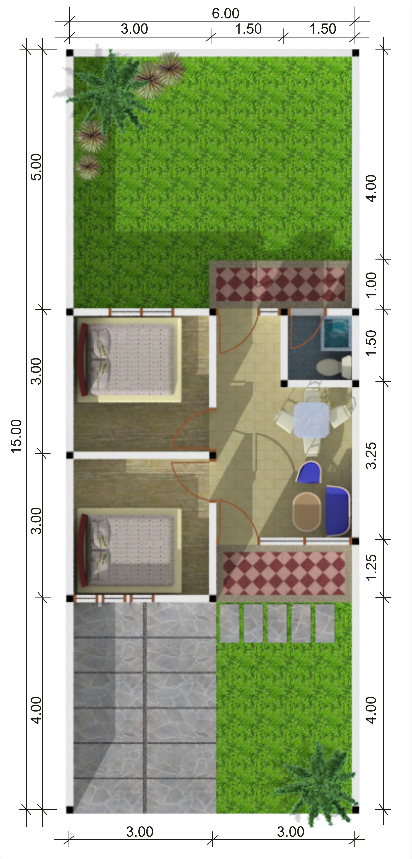 67 Desain Rumah Minimalis Dengan Mushola Desain Rumah Minimalis