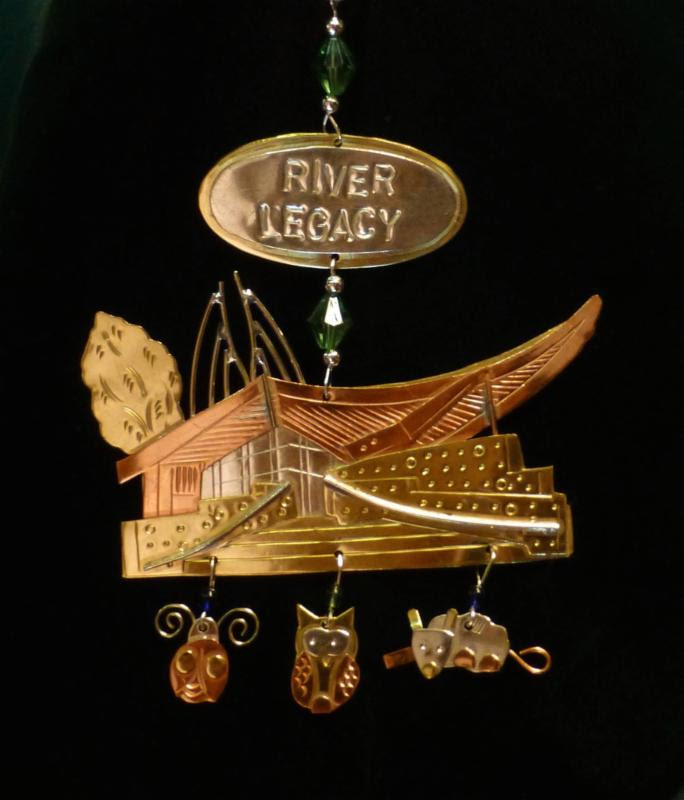 River Legacy ornament