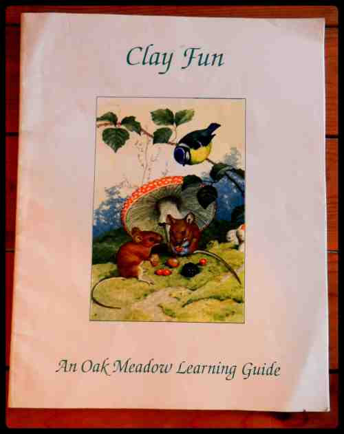 Clay Fun Art by Oak Meadow - Review at The Curriculum Choice