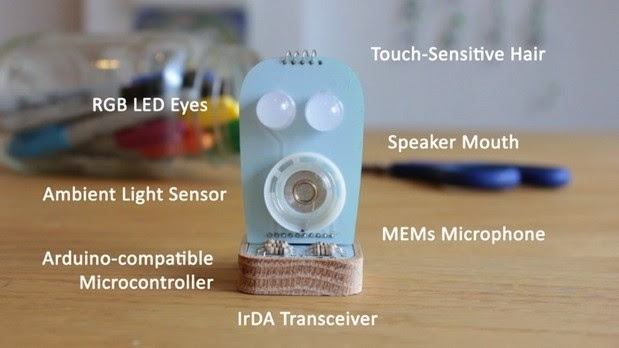 DNP Insert Coin Little Robot Friends teach the basics of hardware programming video