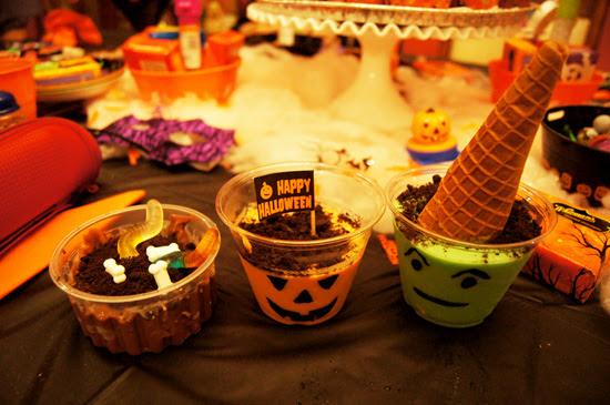 Halloween Food DIY