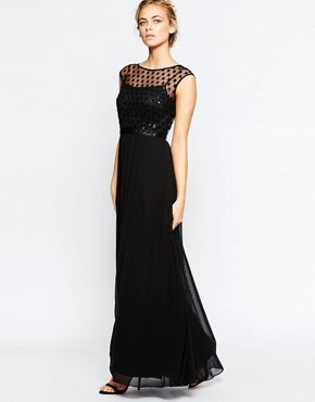 Long evening dresses in sale