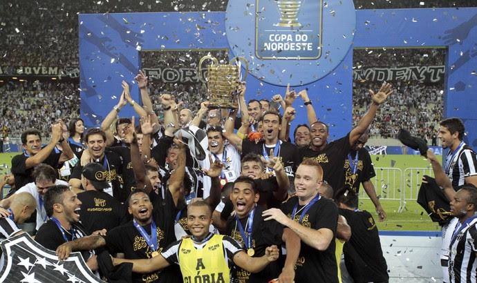 Ceará campeão copa do nordeste (Foto: LC MOREIRA/ESTADÃO)