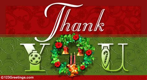 Thank You  Free Thank You eCards, Greeting Cards   123