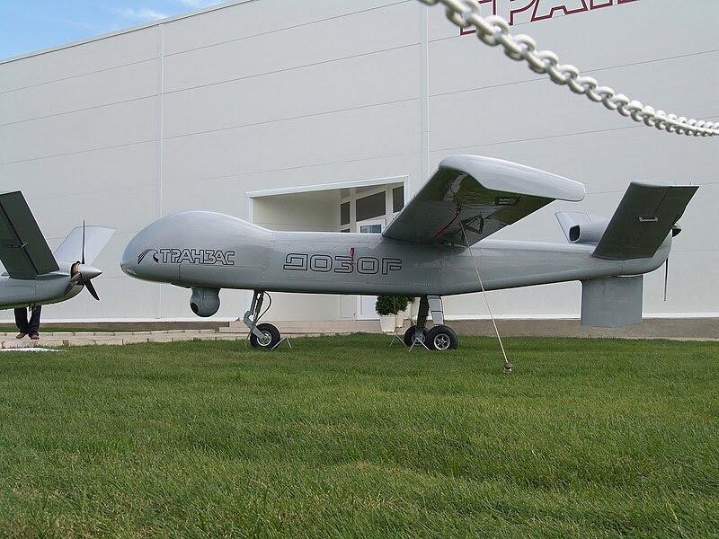 File:Dozor-600 UAV Maks-2009.jpg