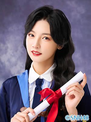 赵粤 SNH48 TEAM NII成员 赵粤