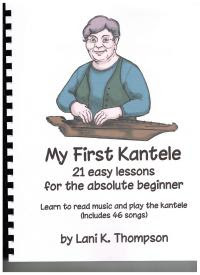 picture of My First Kantele Book