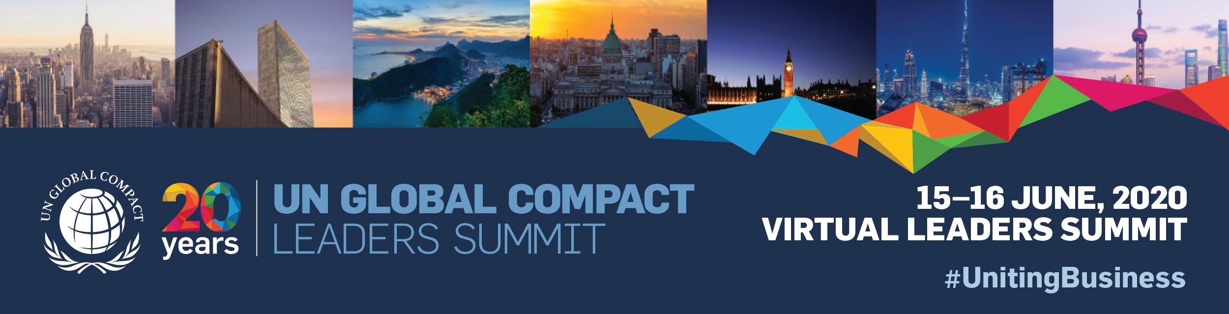 UN Global Compact Leaders Summit