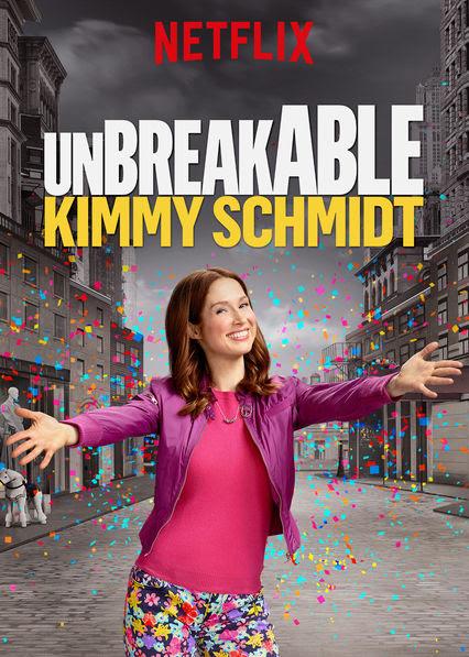 Bildergebnis für unbreakable kimmy schmidt plakat
