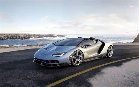 2017 Lamborghini Centenario Roadster Wallpapers   HD Wallpapers