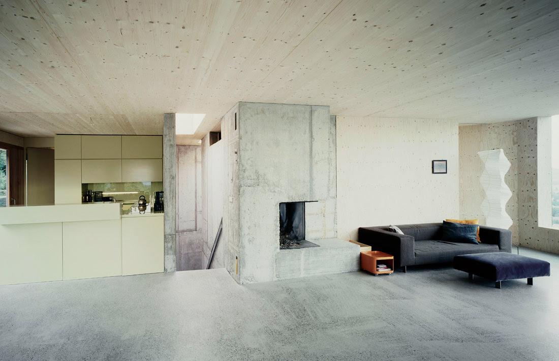 Casa para Arquitecto y Artista - AFGH
